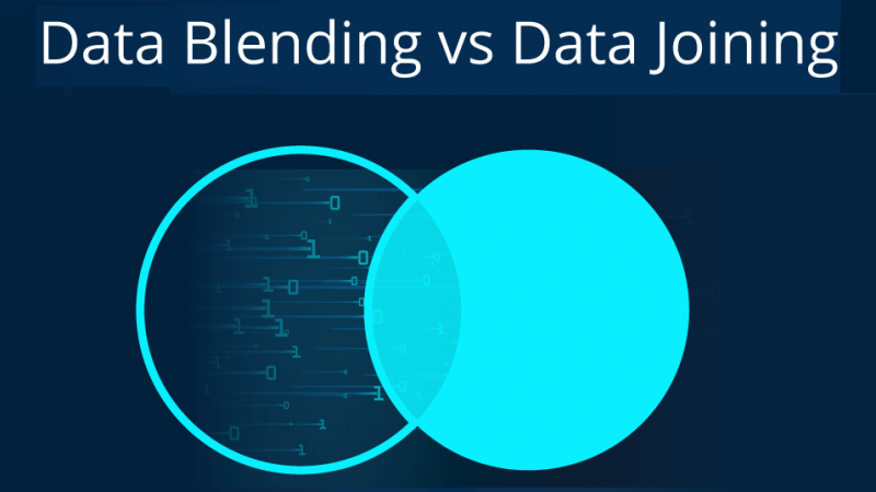 What is Data Blending?